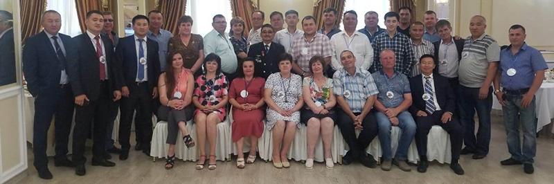 Работников УЖДТ поблагодарили за верность профессии