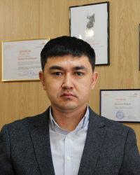 Мейрам Джакупов,  начальник коммерческо-претензионного отдела УЖДТ