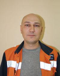 Станислав Аслаев,   начальник цеха управления перевозками УЖДТ
