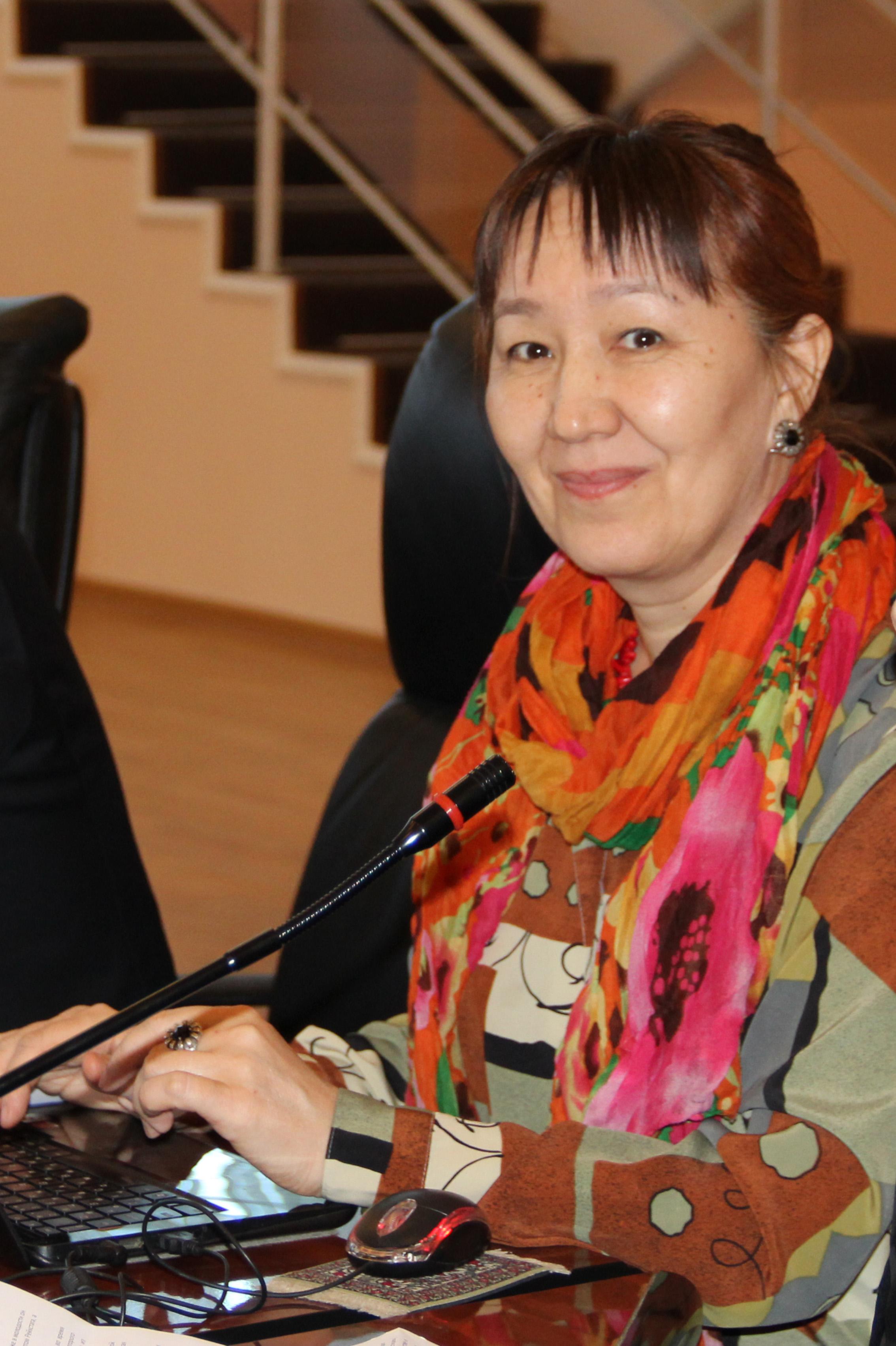 Инесса Куанова:  «Надо выходить за рамки              правового мышления»