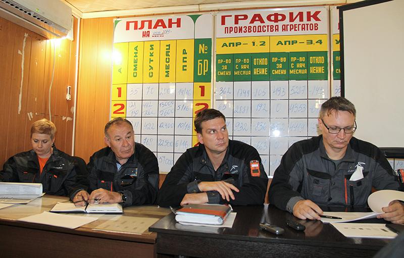 """На """"круглый стол"""" в ЛПЦ-2 поступило больше  400 вопросов"""