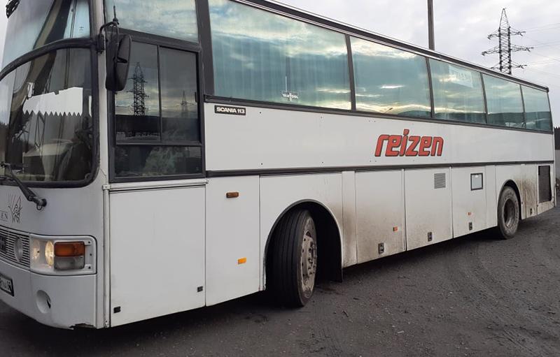 Работники комбината довольны арендованными автобусами