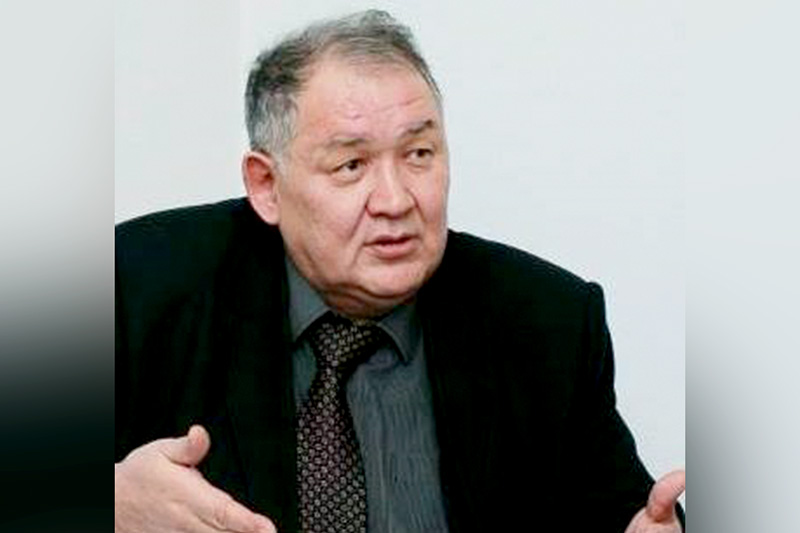 Б. Жумабеков: «Меня радуют успехи коллег по профсоюзной работе»